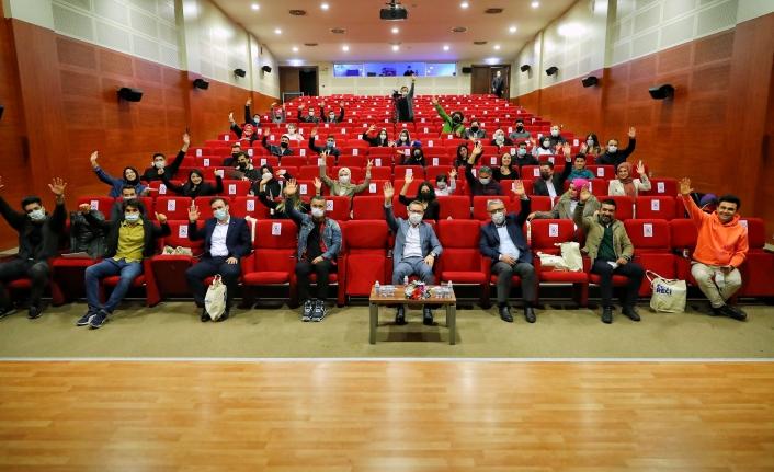 Başakşehir Yeni Medya Akademide Mezuniyet Heyecanı