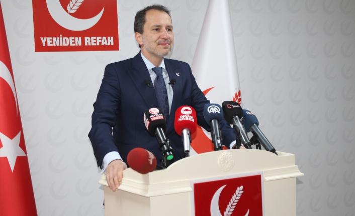 Fatih Erbakan : Hükümetin En İyi Bildiği Şey Faiz ve Borç Sarmalı