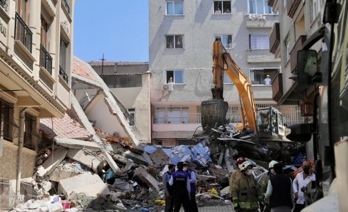 """İmamoğlu'ndan """"Hasar Tespit"""" Sitemi : """"Bazı Binalara Belediyeler Sokulmuyor Bile"""""""
