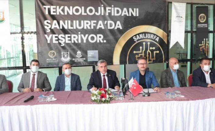 Başakşehir'den Şanlıurfa'ya Teknoloji Transferi