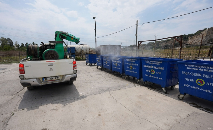 Başakşehir'de Köşe Bucak Kurban Temizliği