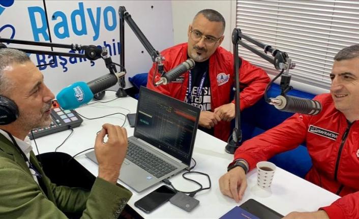 Radyo Başakşehir Teknofest'e Damga Vurdu