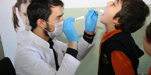 30 Bin Öğrenciyle Ücretsiz Sağlık Taraması
