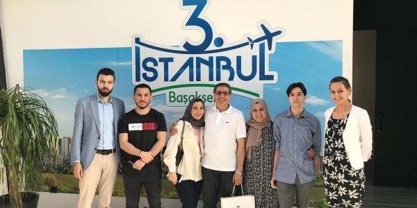 3. İstanbul Başakşehir'de 2,5 ayda 200 daire satıldı