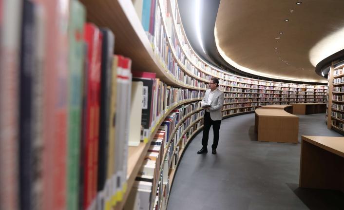 Başakşehir Millet Kıraathanesinden 90 Bin Ödünç Kitap