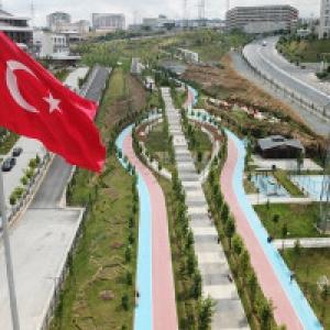 Ayazma Millet Bahçesi Açılışı İçin Gün Sayıyor