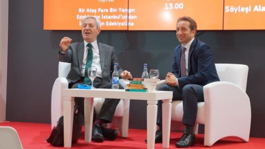 """Ayvazoğlu; """"İstanbul dünyanın merkezidir"""""""