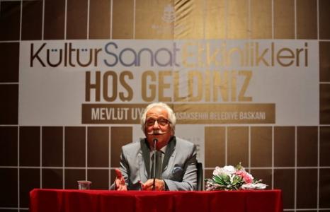 Bahadıroğlu, Çanakkale destanını anlattı
