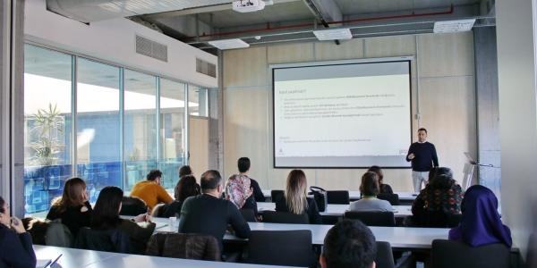 Başakşehir Living Lab'de E-Fatura Eğitimi