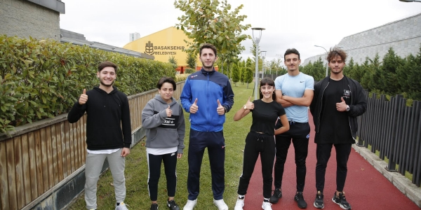 Başakşehir Spor Parkları'ndan Spor Akademilerine