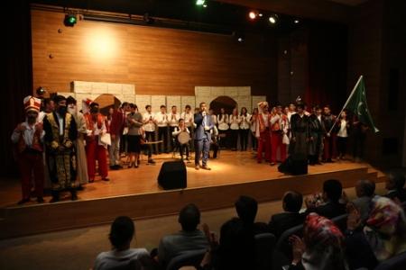 Başakşehir'de İstanbul'un Fethine özel program