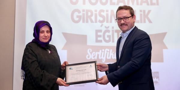 Başakşehir'e 607 yeni girişimci geliyor