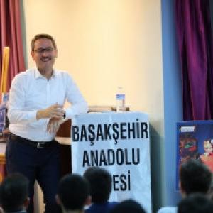 """""""Başakşehir'i Seviyorum Çünkü..."""" Söyleşileri Başladı"""