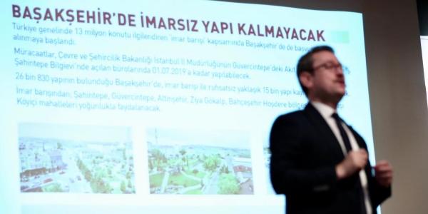 Başakşehir'in 2023 vizyonu hazır