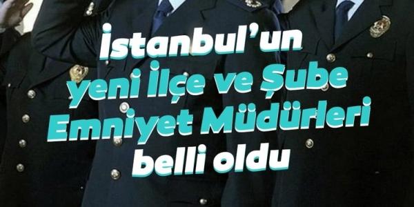 Başakşehir'in Yeni Emniyet Müdürü Necati Aktuğ Şahin Oldu