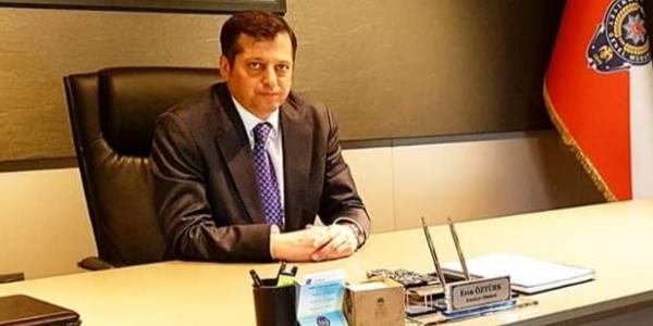 Başakşehir'in Yeni Emniyet Müdürü Eren Öztürk