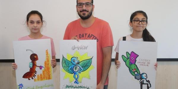 Başakşehirli Gençlerden Belediye'ye Maskot