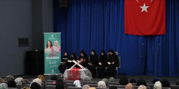 Başakşehirli Kadınların Duları İdlib Şehitleri İçin