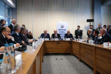 Belediye Başkanları Başakşehir'de toplandı