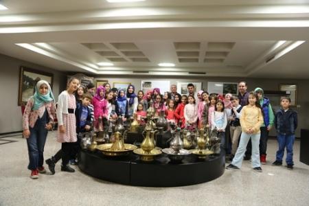 Bilgievleri, Başakşehir Su Müzesi'ni ziyaret etti