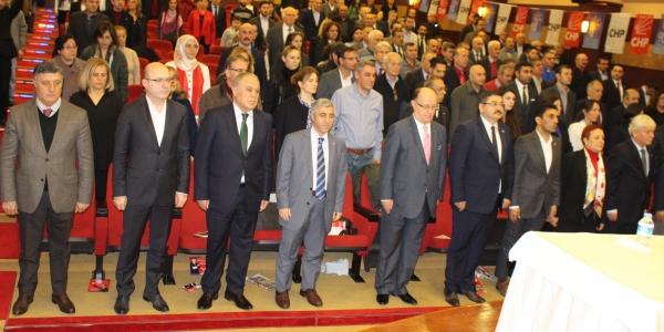 CHP Başakşehir aday adaylarını tanıttı