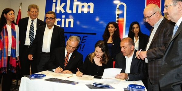 CHP İstanbul İl Başkanlığı: Ben de Varım