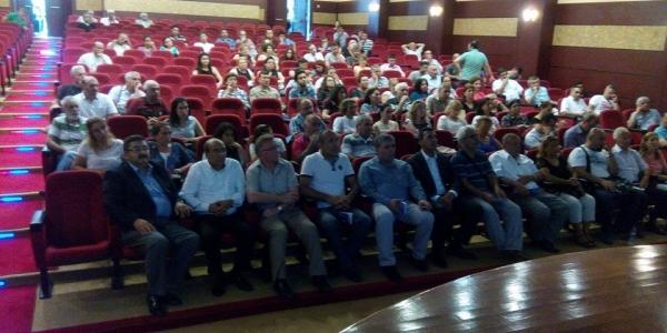 CHP Sandık temsilcilerine eğitim verdi