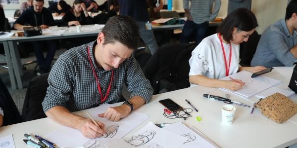 Geleceğin Otomotiv Tasarımcıları Başakşehir'de Buluştu