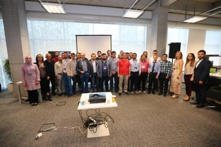 Girişimciler, Başakşehir Living Lab'da buluştu