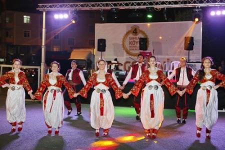 Hıdırellez'e Şamlar'da coşkulu kutlama