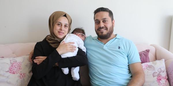 'Hoş Geldin Bebek' İle Yüzler Gülüyor