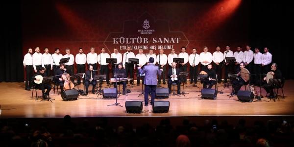 İbn Haldun Tasavvuf Musikisi Korosu'ndan İlk Konser