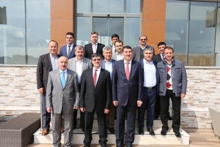 İlçe Zabıta Müdürleri Başakşehir'de buluştu