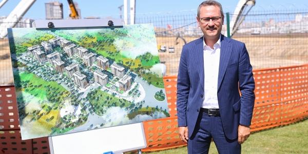 İlklerin Projesi, İlklerin Şehri Başakşehir'de Başladı