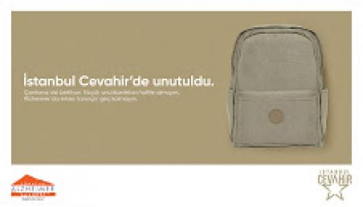 İstanbul Cevahir AVM İçerisinde Unutulan Eşyalar Dünya Alzheimer Haftası'na İlham Oldu