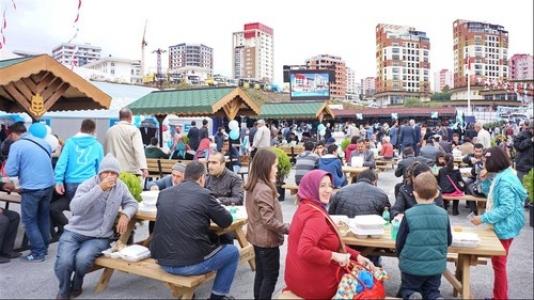 İstanbul'un en gözde Kurban Alanı