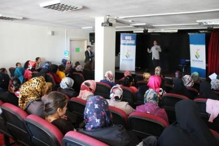 Kent Konseyi Kadın Meclisi Aile Okulu başladı