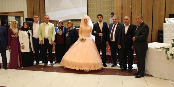Kübra ve Mehmet'in  Mutlu Günü