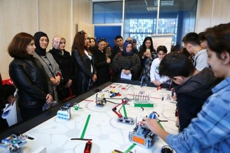 Küçük hayaller büyük projeler İstanbul başlıyor