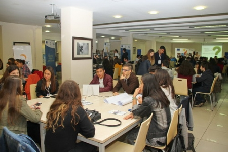 Living Lab'dan Genç Başarı Kampı'na destek