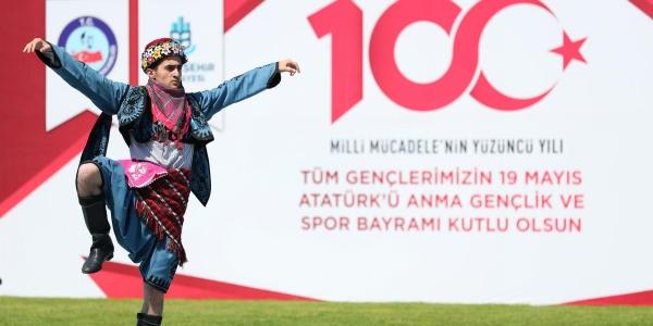 Milli Mücadele'nin 100. Yılı Coşkuyla Kutlandı