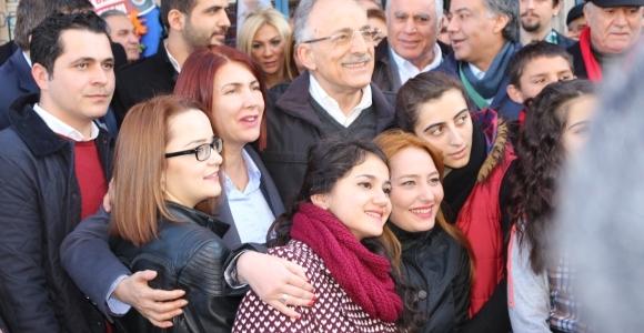 """Murat Karayalçın bende """"Çarliyim"""" dedi"""