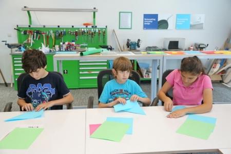 OrigamiLab ile Çocukların Hayalleri Boyut Kazandı