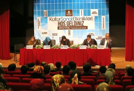 Ortadoğu paneline 'Bilteci' sürprizi