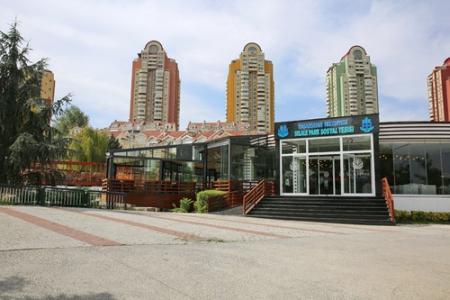 Şelale Park Sosyal Tesisi açıldı