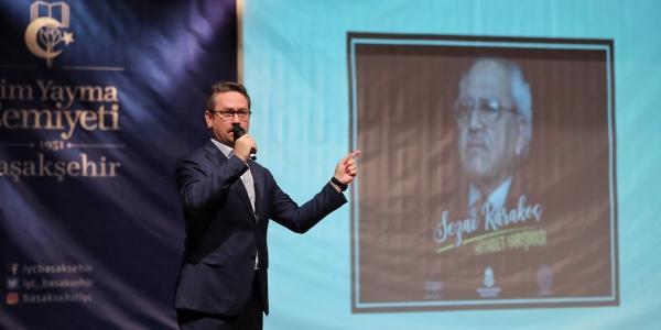 Sezai Karakoç Hitabet Yarışması'nda Ödüller Sahiplerini Buldu