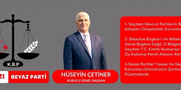 Türkiye 'de 1923 den kalan seçim Sistemi ile Siyaset Olamaz
