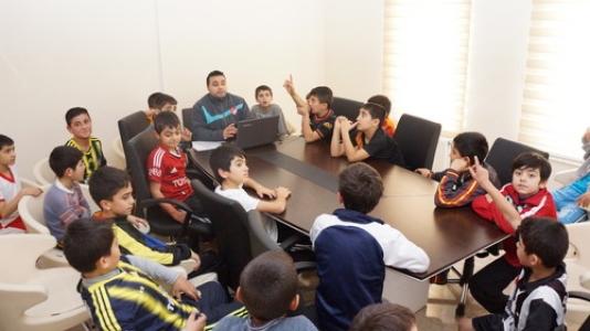 Türkiye'de bir ilk 'Değerler Eğitimi