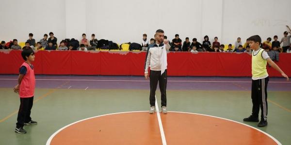 Unutulan Sokak Oyunları Başakşehir'de Canlandı