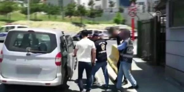 Uyuşturucu operasyonu - İSTANBUL BAŞAKŞEHİR